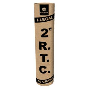 2 R.T.C. (Rotterdam Terror Corps) • 1 schots • 50 gram kruit